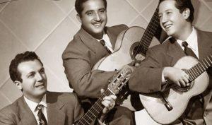 Trio Los Panchos, Alfredo Gil, Chucho Navarro, Hernando Aviles