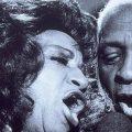 Celia Cruz with husband Pedro Knight