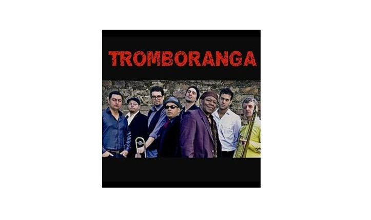 Tromboranga album cover