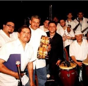 Grupo Arcano Salsa orchestra