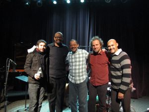 Miguel Zenon's quartet with Latino Music Cafe's Hector Aviles on the Puerto Rican identity