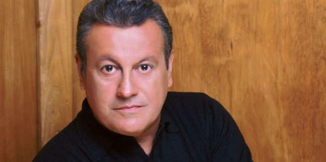 Salsa music star Ismael Miranda
