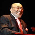 Eddie Palmieri Latino music great.