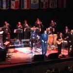 Eddie Palmieri's Salsa band