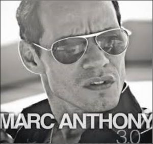 "Latin music star Marc Anthony released ""3.0"" after 9 years from his previous Salsa album of original material."