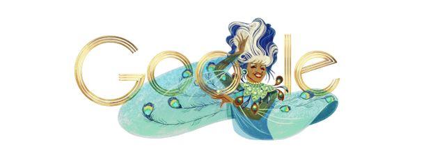Google Tributo a la Reina Celia Cruz