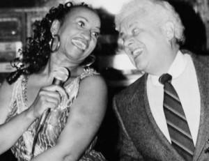 Celia Cruz (La Reina) con Tito Puente