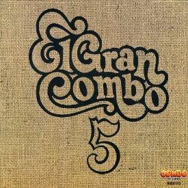 El Gran Combo 5 fue el 1er disco de la agrupacion de Salsa nombrado con solo un numero!