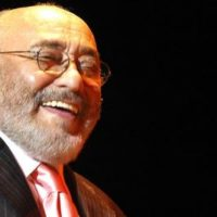 Salsa and Latin Jazz legend Eddie Palmieri photo.