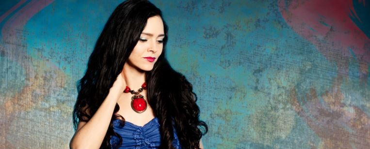 Venezuelan Jazz singer Eliana Cuevas photo