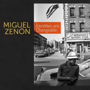"""Miguel Zenon's """"Identities are Changeable"""" art cover"""