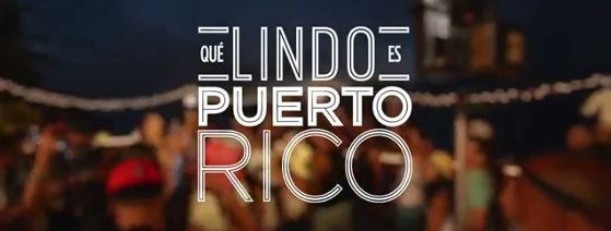 """""""Que Lindo es Puerto Rico"""" Banco Popular cover"""