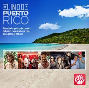 """Que Lindo es Puerto Rico"" Latin music Christmas special cover."