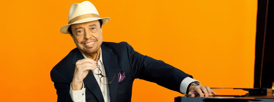 Latin music legend Sergio Mendes