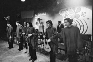 Inti-Illimani was forced to exhile Chile after the coup of 1973.