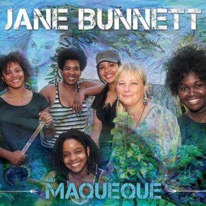 Canadian Latin Jazz Jane Bunnett and Cuban band Maqueque