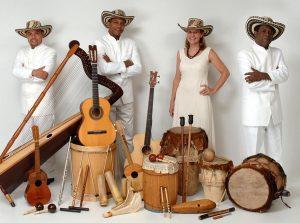 Los Llaneros in foto.