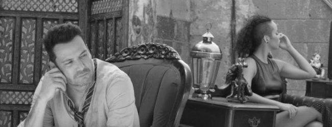 """Victor Manuelle with Raquel Sofía in """"No Queria Engañarte"""""""