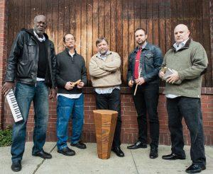 Wayne Wallace with his Latin Jazz Quintet