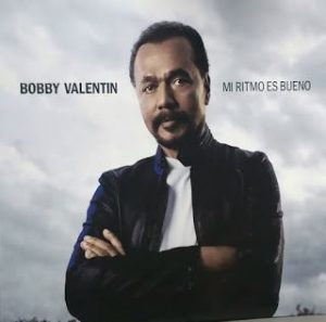 Bobby Valentin on cover of Latin Grammy nominee Mi Ritmo es Bueno
