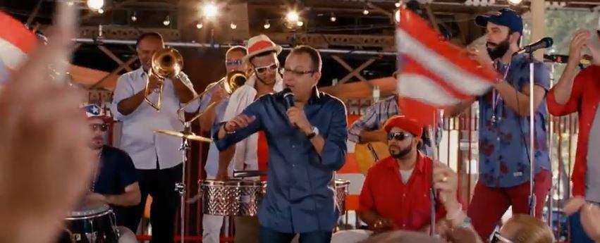"""Ismael Miranda in """"De Puerto Rico Para el Mundo"""""""