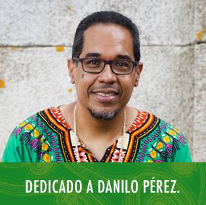 Danilo Perez from Panama