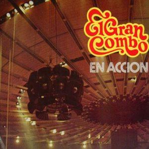 """El Gran Combo """"En Accion"""" album cover"""