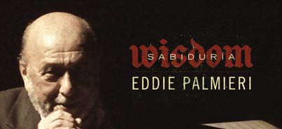 Eddie Palmieri in Sabiduria Wisdom album cover