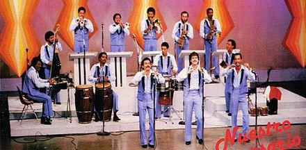 El Gran Combo circa 1982