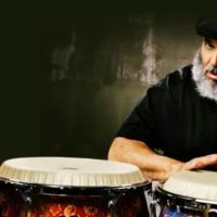 Poncho Sanchez on Jazz Alley and Cal Tjader