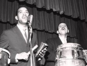 Cheo Feliciano and Joe Cuba