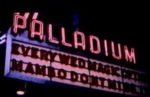 Tito Rodriguez was a regular at the Palladium