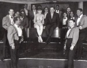 Tito Rodriguez with Martha and his Orchestra.