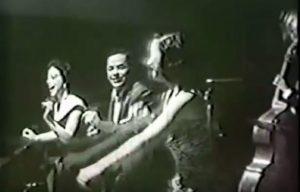 Martha Correa with Tito Rodriguez