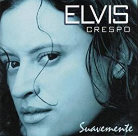 "Merengue star Elvis Crespo in ""Suavemente"" cover"