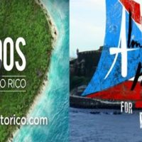 Unidos por Puerto Rico and Almost Like Praying cover
