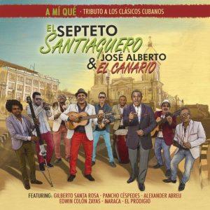 """Septeto Nacional """"A Mi Que"""" is a """"son"""" album"""