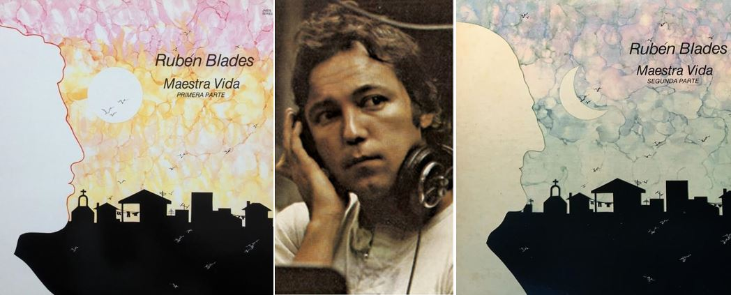 Maestra Vida covers with Ruben Blades