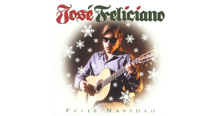 Jose Feliciano in Feliz Navidad (1970)