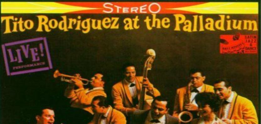 Tito Rodriguez Live at the Palladium